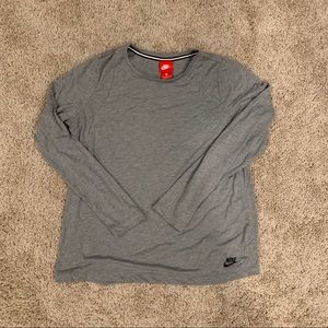 Nike Signal Long Sleeve - Grey